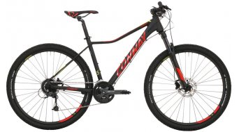 "Conway ML 5 27.5"" MTB bici completa da donna . black opaco/red mod. 2019"