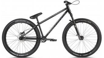 "Dartmoor Quinnie 26"" Dirt Komplettbike Gr. unisize glossy black/grey Mod. 2020"