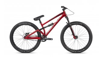 Dartmoor Shine Pro Dirt/Slopestyle vélo taille unique rouge devil
