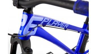 Dartmoor Two6Player Evo Dirtbike bici completa mis. long opaco blu