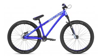 Dartmoor Two6Player Evo Dirtbike bici completa . opaco blu