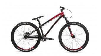 """Dartmoor Two6Player Pump 26"""" MTB fiets maat.#*en*# unisize zwart model 2021"""