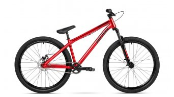 Dartmoor Gamer24 Basic 24 Dirt/Street bici completa rojo devil