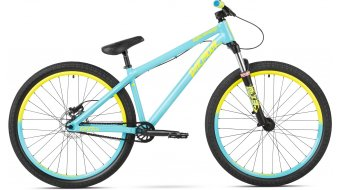 Dartmoor Gamer26 26 Dirt/Street bike blauw(e)/geel