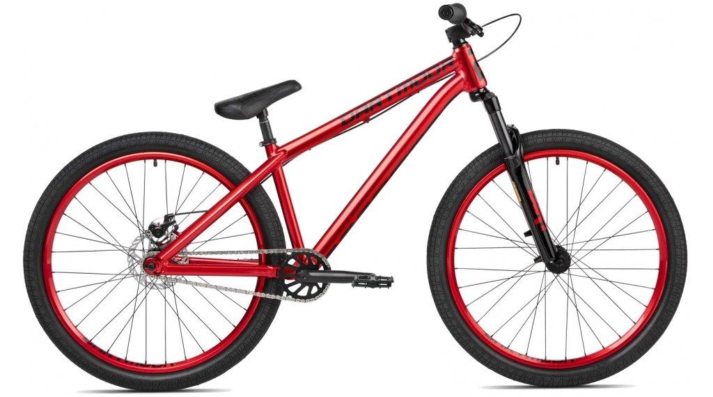 "Dartmoor Gamer26 Intro 26"" Dirt/Street bike red 2018"