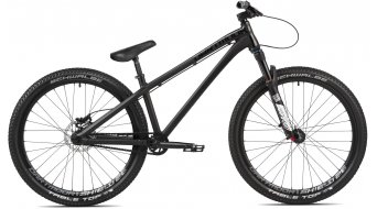"Dartmoor Two6Player Pro 26"" Dirt/Street Komplettbike matt schwarz Mod. 2018"
