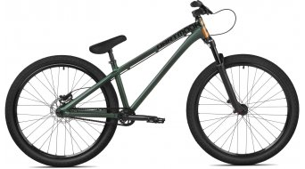 "Dartmoor Two6Player 26"" Dirt/Street Komplettbike scout green/orange Mod. 2018"