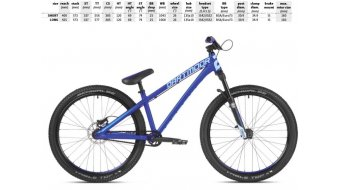 "Dartmoor Two6Player Evo 26"" DJ/Park bike model 2019"
