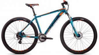 "Drag Hardy 5.0 29"" bici completa mis._M_blu/arancione mod. 2022"