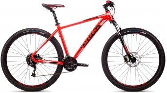"Drag Hardy 7.0 29"" bici completa mis._XL_rosso/gray mod. 2022"