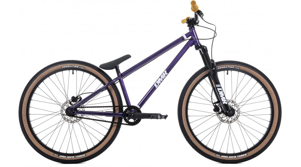 "DMR Sect 26"" Dirtjump 整车 型号 均码 deep purple 款型 2020"