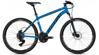 "Ghost Kato 1.6 AL U 26"" MTB Komplettrad vibrant blue/night black/star white Mod. 2020"