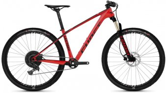 "Ghost Lector 1.6 LC and 26"" MTB bike kids size XS riot red/jet black 2020"