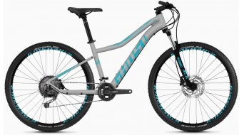 "Ghost Lanao 5.7 AL W 27.5"" MTB fiets dames smoke gray/jade blue model 2020"