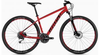 "Ghost Kato 4.9 AL U 29"" MTB Komplettrad riot red/night black Mod. 2020"