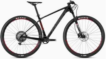 "Ghost Lector 2.9 LC U 29"" VTT vélo taille night black/titane gray/riot red Mod. 2020"