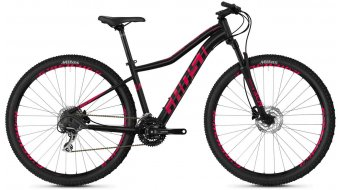 "Ghost Lanao 3.9 AL W 29"" MTB fiets dames jet black/ruby pink model 2020"