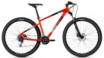 Ghost Kato Essential 27.5 MTB bici completa . darkred/lightred mod. 2021