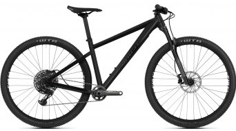 Ghost Nirvana Tour Universal 27.5 MTB bike jet black 2021