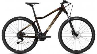 Ghost Lanao Universal 27.5 MTB bici completa Señoras darkchoco/metbrown Mod.