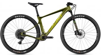 Ghost Lector Universal 29 MTB bike olive 2021