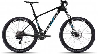 Ghost Asket 3 LC 650B/27,5 MTB bike maat S black/white/blue model 2016