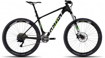 "Ghost Asket 5 LC 650B/27,5"" VTT vélo taille XS black/white/green Mod. 2016"
