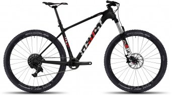Ghost Asket 8 LC 650B/27,5 MTB bici completa mis. XS black/white/red mod. 2016