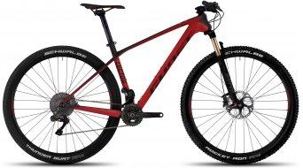 Ghost Lector 10 ULC 29 MTB bici completa tamaño XS darkred/rojo Mod. 2016