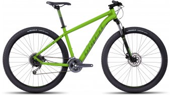 Ghost Tacana 4 29 MTB bici completa tamaño S verde/darkgreen/negro Mod. 2016