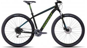 Ghost Tacana 4 29 MTB bici completa tamaño S negro/verde/azul Mod. 2016