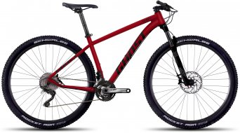 Ghost Tacana X 6 29 MTB bike red/black model 2016