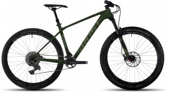 Ghost Asket 5 LC 650B/27.5 horské kolo forrest green/armáda green/tan model 2017