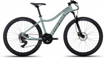 Ghost Lanao 1 AL 650B/27.5 dámské horské kolo light blue/micro chip gray/gray model 2017