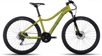 Ghost Lanao 2 AL 650B/27.5 MTB fiets damesfiets maat XXS mossgreen/titanium gray/gray model 2017