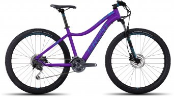 Ghost Lanao 4 AL 650B/27.5 MTB bike ladies version violet/riot blue/arctic blue 2017