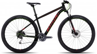 Ghost Kato 4 AL 29 MTB fiets maat. M black/riot red/riot green model 2017