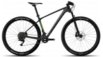 "Ghost Lector 6 LC 29"" VTT vélo taille titane gray/black/riot green Mod. 2017"
