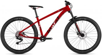 "Ghost Asket 4.6 AL U 26"" MTB(山地) 整车 型号 M riot red/night black/star white 款型 2020"