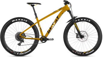 "Ghost Asket 4.7 AL en 27.5"" MTB fiets spectra yellow/star white/night black model 2019"