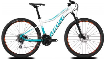 "Ghost Lanao 2.7 AL W 27.5"" MTB bike ladies version size XS star white/electric blue 2018"