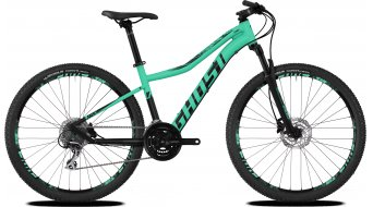 "Ghost Lanao 3.7 AL W 27.5"" MTB bike ladies version jade blue/night black 2018"