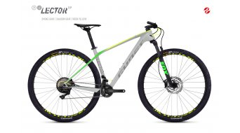 "Ghost Lector 3.9 LC and 29"" MTB bike size M smoke gray/shadow gray 2018"