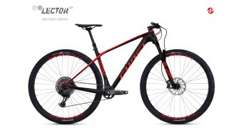 "Ghost Lector 5.9 LC U 29"" MTB komplett kerékpár night black/riot red 2018 Modell"