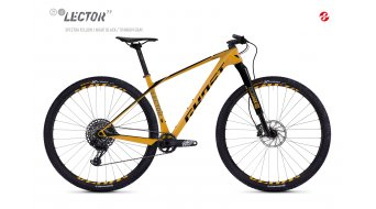 "Ghost Lector 7.9 LC and 29"" MTB bike spectra yellow/night black/titanium gray 2019"