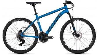"Ghost Kato 1.6 AL en 26"" MTB fiets vibrant blue/night black/star white model 2019"