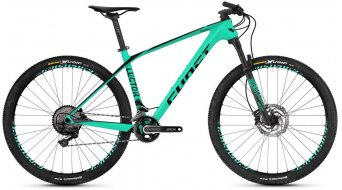 """Ghost Lector 2.7 LC and 27.5"""" MTB bike size L jade blue/jet black 2019"""
