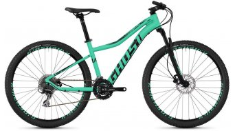 "Ghost Lanao 3.7 AL W 27.5"" MTB bici completa da donna . jade blue/night black mod. 2019"