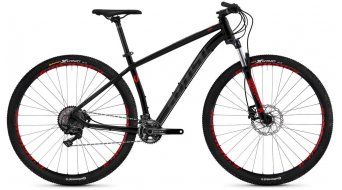 "Ghost Kato 9.9 AL U 29"" MTB bici completa . night black/titanio gray/riot red mod. 2019"