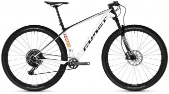 "Ghost Lector WCR.9 LC and 29"" MTB bike star white/jet black 2019"